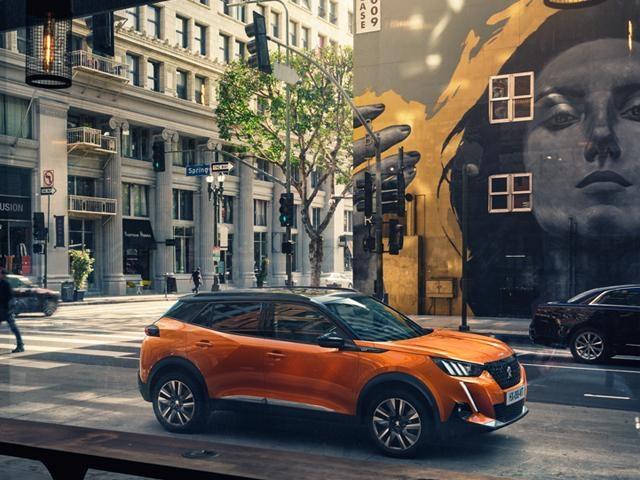 Peugeot online sale