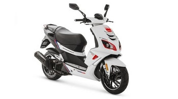 Peugeot Scooters Speedfight