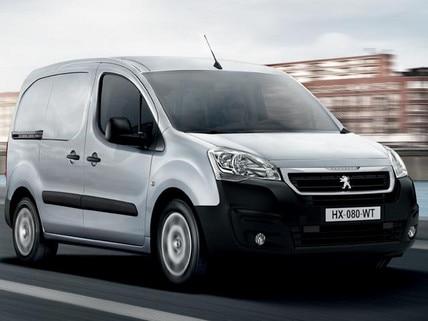 Промоция на Peugeot Partner