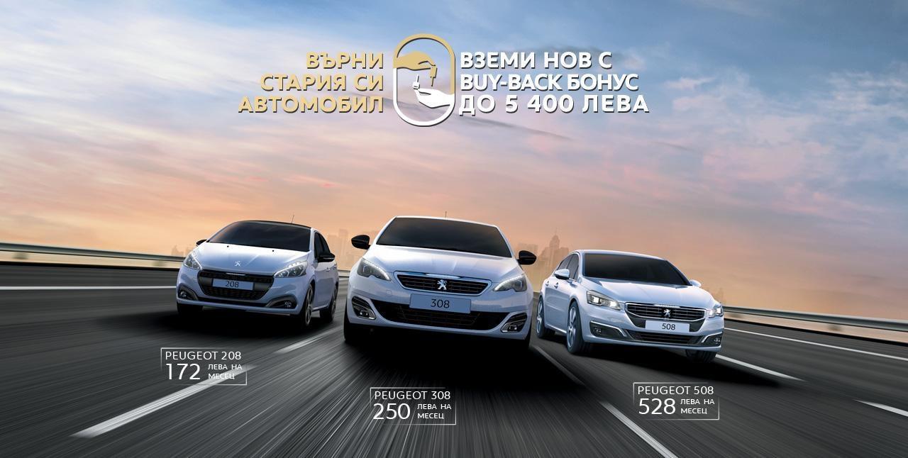 Peugeot Buy Back