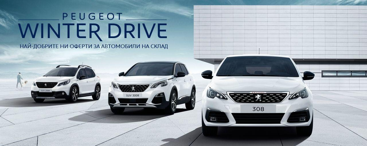 Winter Drive Peugeot