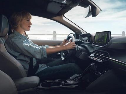 Peugeot Request a test drive