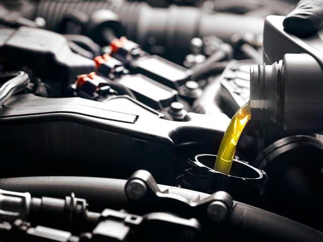Peugeot 8+ oil change
