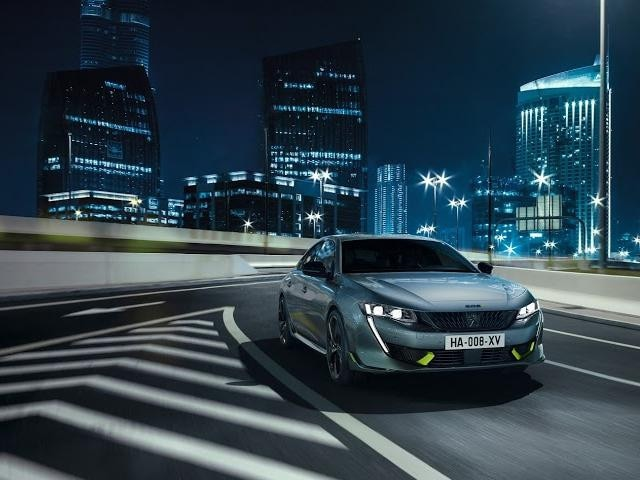 508 PEUGEOT SPORT ENGINEERED