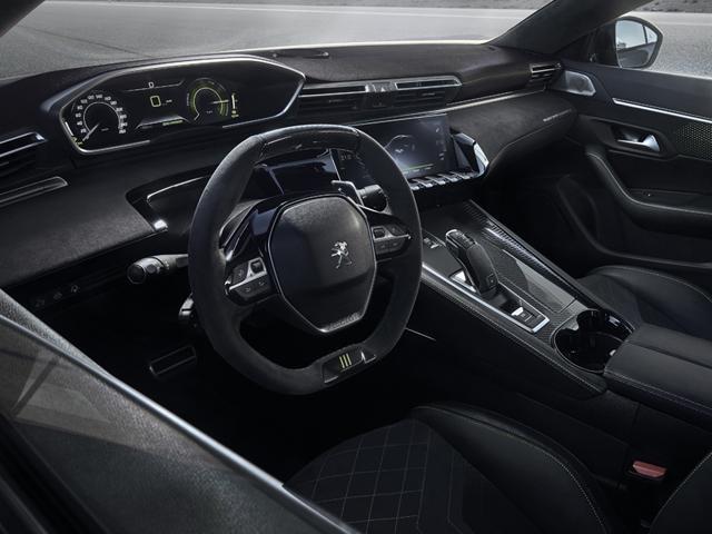 Peugeot 508 Sport Concept
