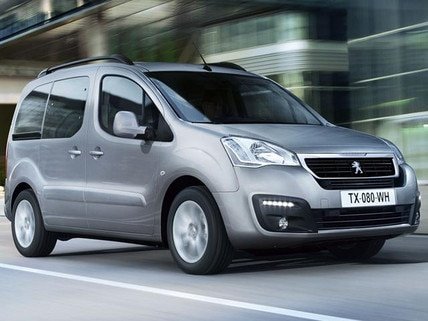 Peugeot Partner Tepee Promo