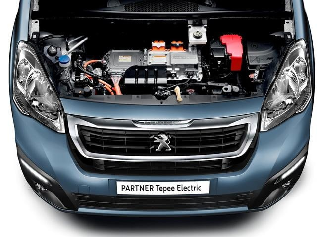 PEUGEOT PARTNER ELECTRIC Engine