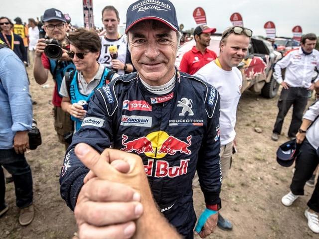 Peugeot шампион на Дакар