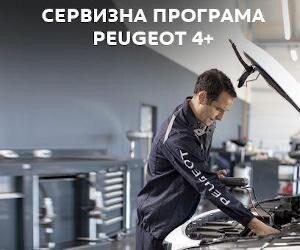 Peugeot Service 8 plus