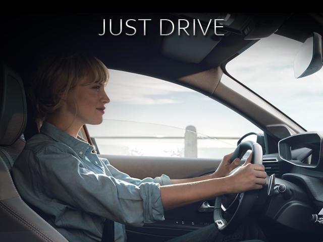 Peugeot Just Drive