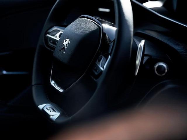 Steering wheel_Peugeot