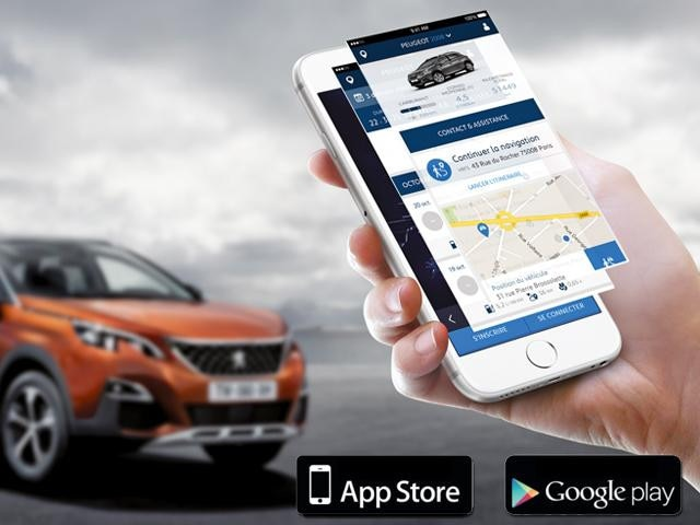 My Peugeot Android iOS