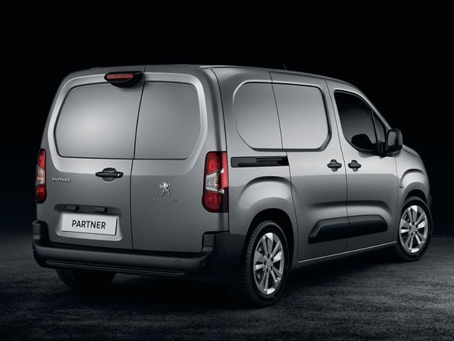 Peugeot Partner Van of the year 2019
