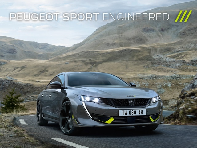Peugeot 508 PSE