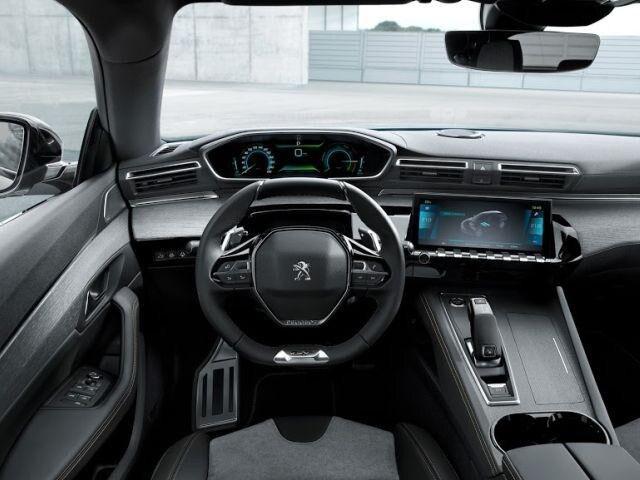 Peugeot 508 Hybrid & 508 SW Hybrid