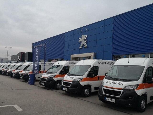 Peugeot Ambulance