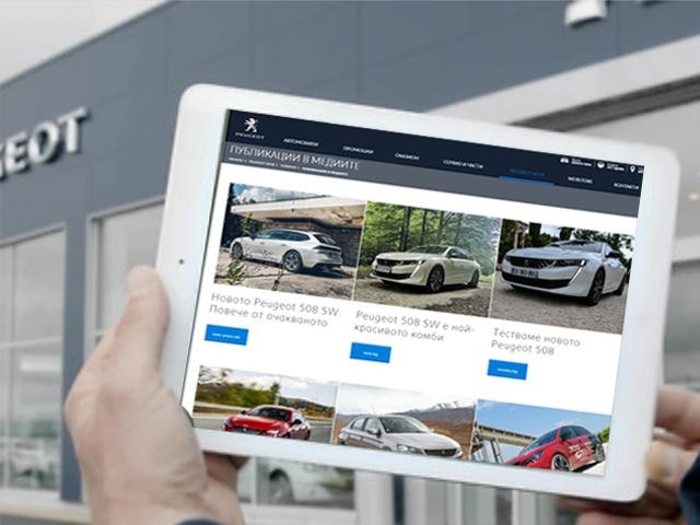 Peugeot News Journalists Articles