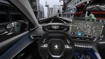 Amplified Experience 360 video Peugeot