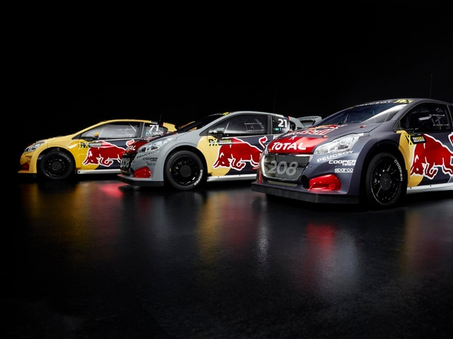 Peugeot WRX